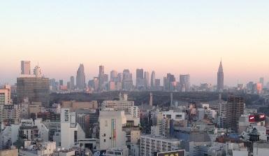 渋谷エクセルホテル東急からの眺め.jpg