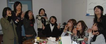 2005ゼミクリスマス会2.JPG