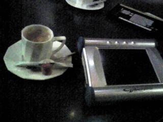 カラオケにコーヒーを.JPG