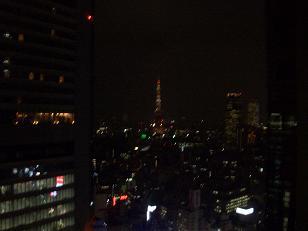 汐留夜タワー.JPG