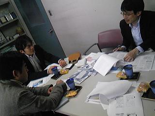 手帳取材中.JPG
