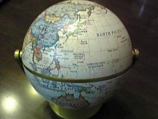 地球儀:日本を中心に.JPG