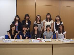 妙齢の女子10名.JPG