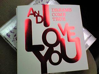 CD ドリカム I LOVE YOU.jpg