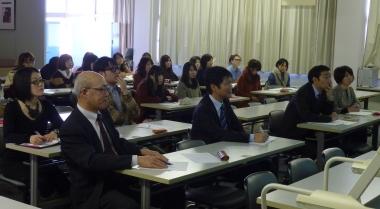 マーケティング論プレゼン審査者2011年度.JPG