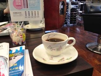 ランプでコーヒー.JPG