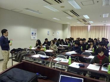 三浦先生と合同ゼミ参加学生の様子.jpg