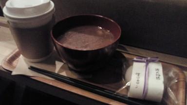 八丁座でおしるこ&マカロン.jpg