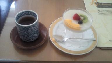 山の上ホテルのお茶.jpg