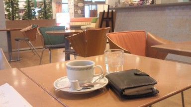 広島ホームテレビ喫茶でコーヒー.jpg